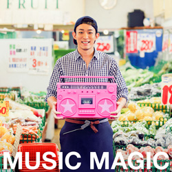 MUSIC MAGIC ≪通常盤≫