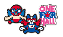 ONE FOR HALL TOUR 2015